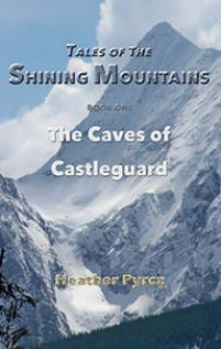 cover of The Caves of Castleguard by Heather Pyrcz